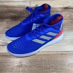 Adidas Predator Soccer 19.1 BOOST Shoes Size 12.5